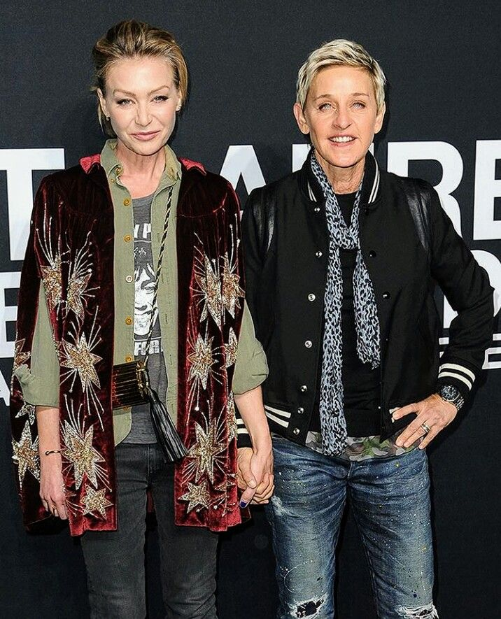 Portia De Rossi Wedding Gown: Pin By Carol Bright On Portia De Rossi