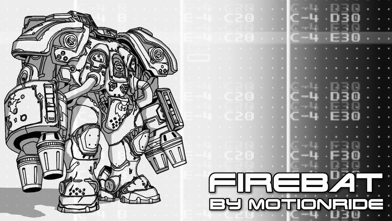 Firebat A Milkytracker Thrash Metal Chiptune Song
