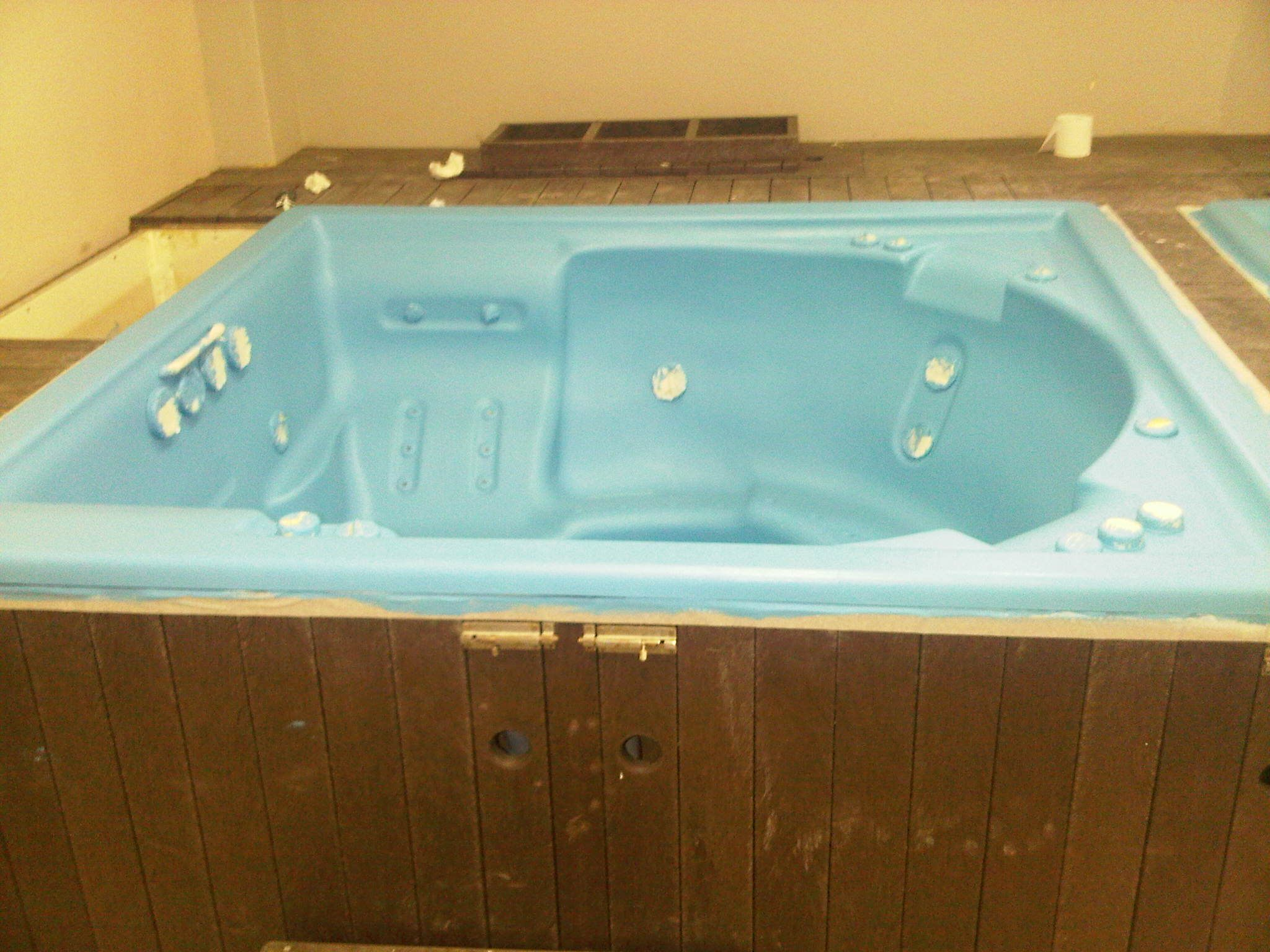 After of jacuzzi we've resurfaced.  Don't replace.  Resurface.  www.betabaths.co.za