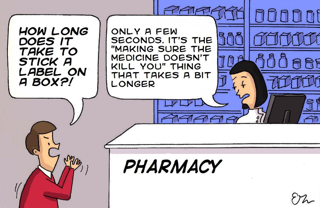 eds rant how long does it take pharmacy pinterest