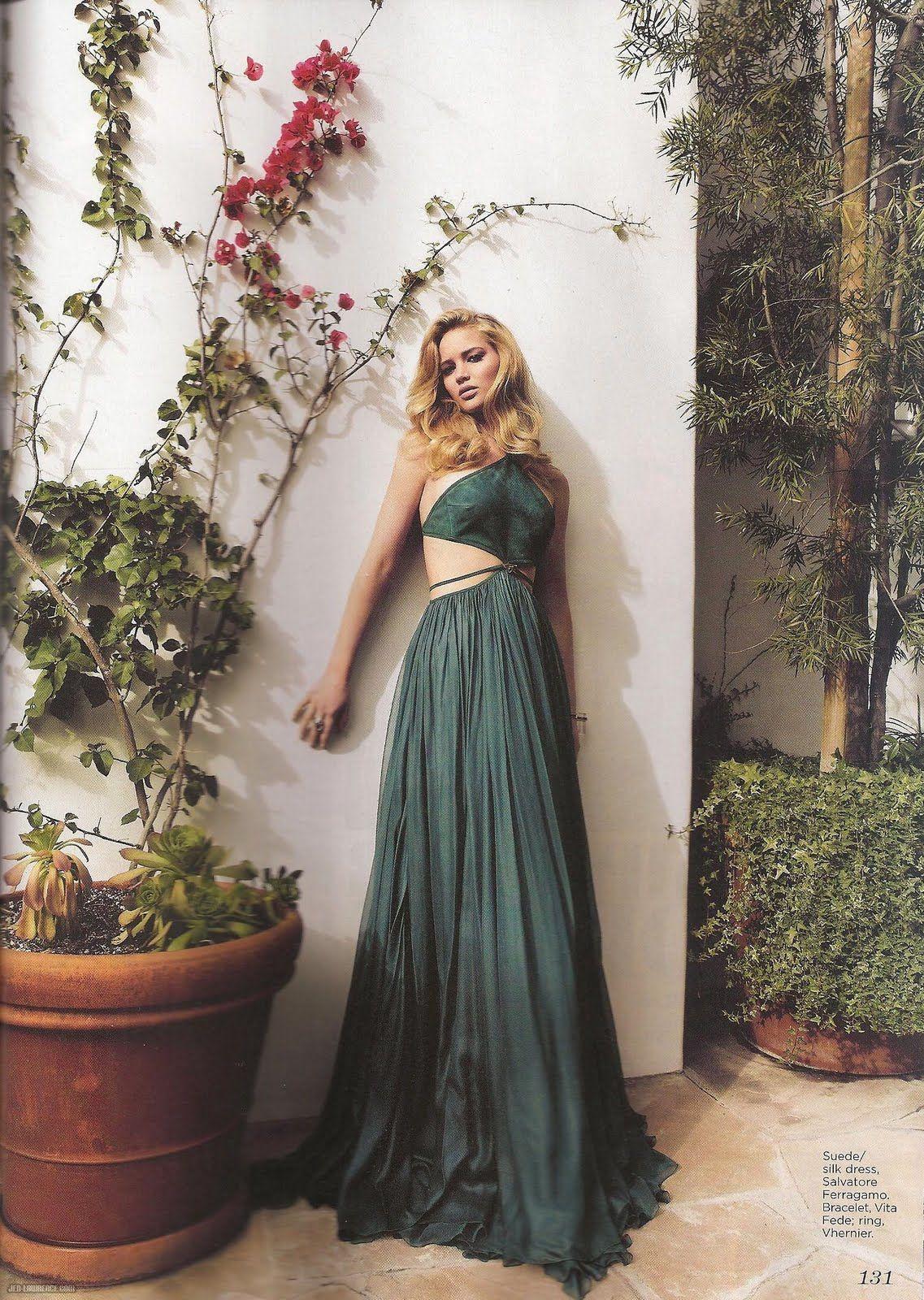 The amazing Jennifer Lawrence