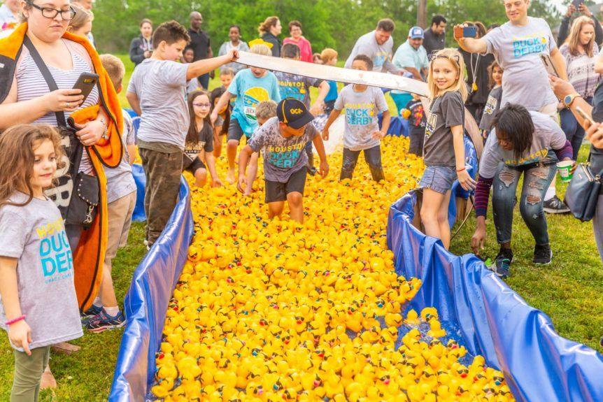 10 Reasons To Race Derby Ducks Fundraising Fundraising Events