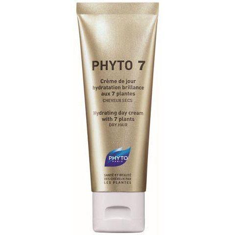 Phyto Paris Phyto 7 Hydrating Day Botanical Cream Professional Size - 5 Fl Oz