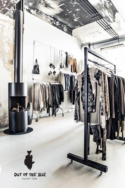 """Paulina Arcklin Photography + Styling at """"Out Of The Blue Concept Store"""""""