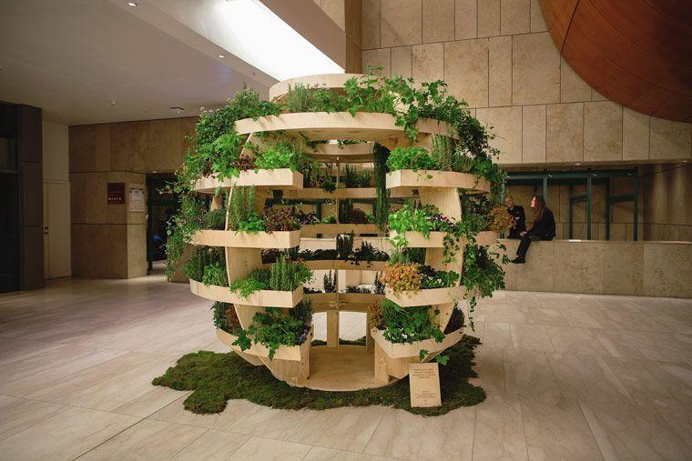 Indoor Garten indoor farming einen indoor garten selber bauen