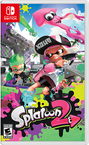 Nintendo Switch Splatoon 2 Review And Nintendo Switch Online App Splatoon2 Nintendo Nintendo Switch Splatoon Nintendo Switch Games Splatoon