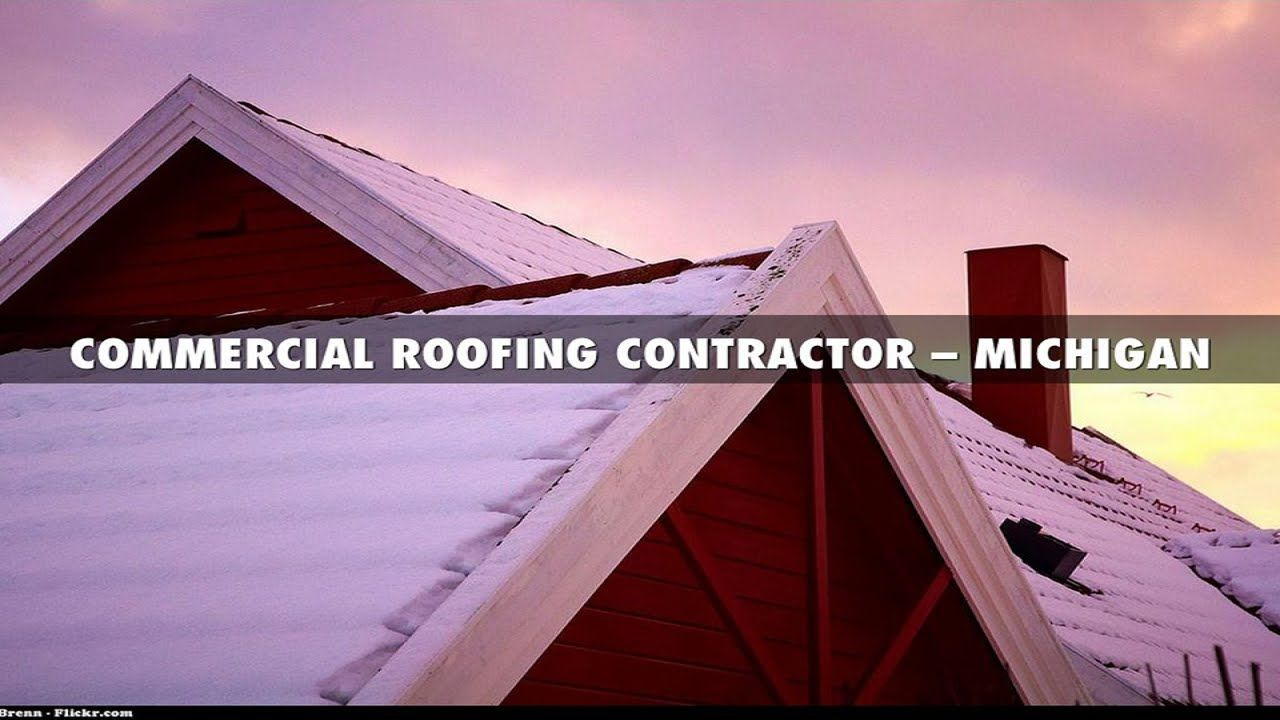 Commercial Roofing Contractor Michigan A2 Roofing Roofing Contractors Roofing Companies Commercial Roofing