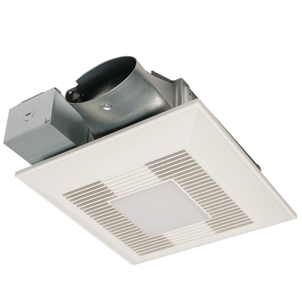 Panasonic WhisperValue DC Series 50/80/100 CFM Ceiling