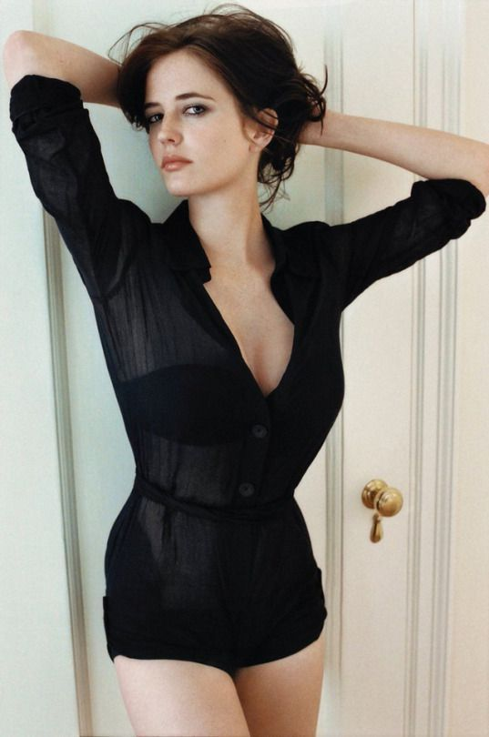 Resultado de imagen de Eva green lingerie