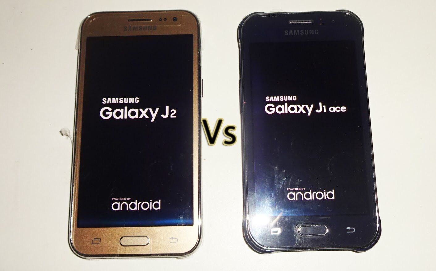 Samsung Galaxy J2 Vs J1 Ace
