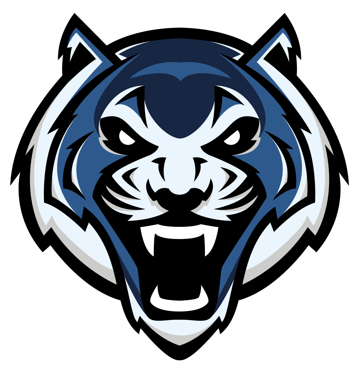 Lincoln_Blue_Tigers_logo.svg.png (1200×1238) Sports logo