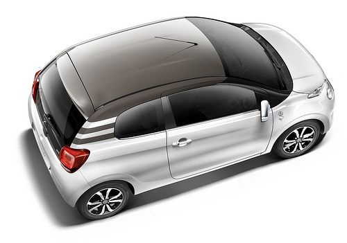 New Citroen C1 On The Bright Side Of The Street Car Latest