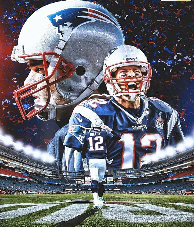 Thank You For The 20 Years Tom Brady Goat As A Ne Patriot Tom Brady Wallpaper New England Patriots Wallpaper Tom Brady Nfl