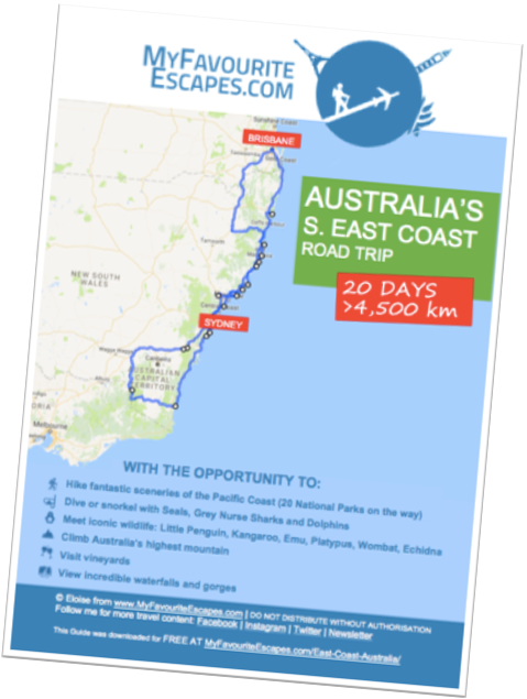East Coast Australia Road Trip Itinerary For Adventure Nature