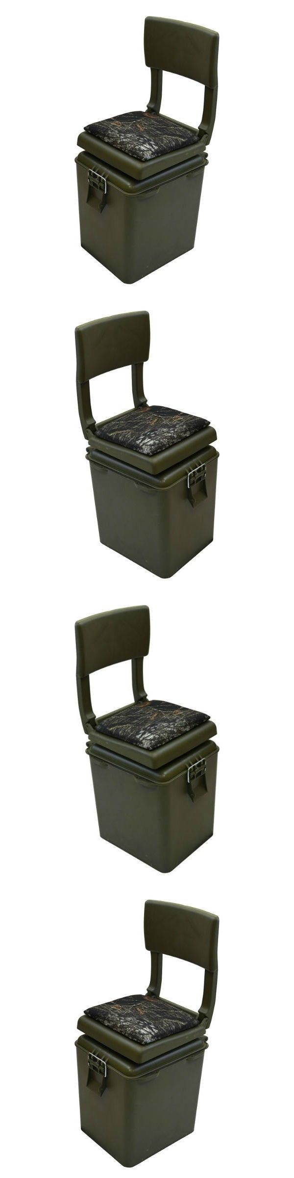 Seats and Chairs 52507 Hunting Blind Chair Swivel Fishing