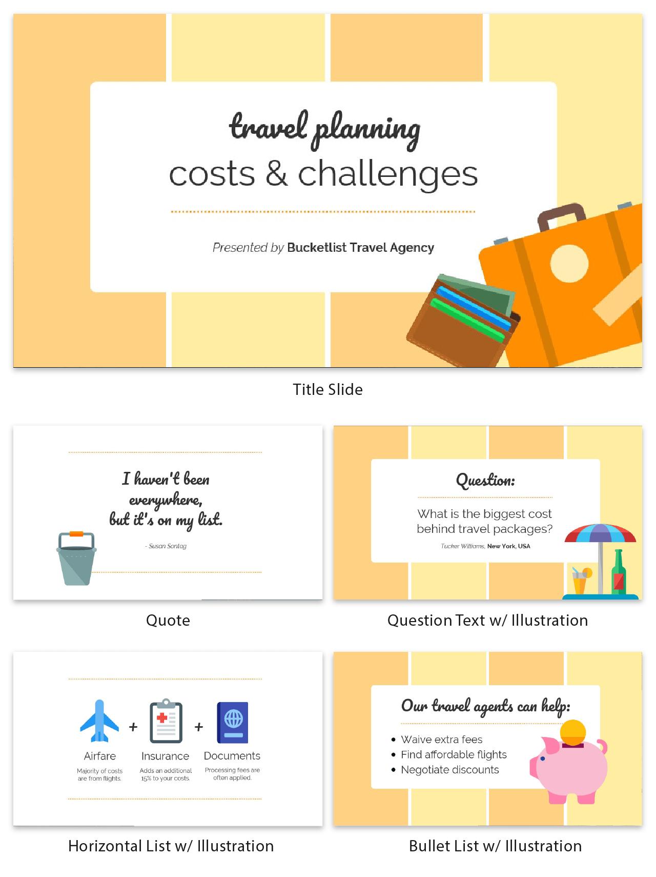 Planning Business Presentation Business Presentation Templates