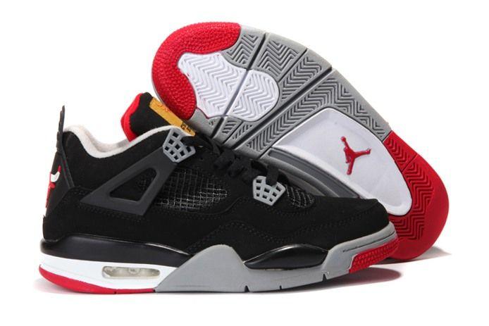 Nike Air Jordan IV 4 Cement Retro Mens