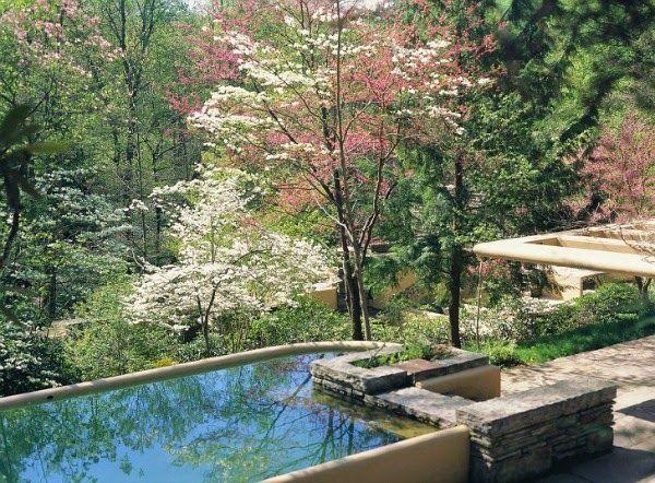 Jardines que son ARTE (álbum fotográfico) - Cascadas En Jardines