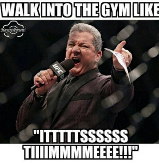 Oh Yeah Its Time Fitness Jokes Fitness Motivation Quotes Gym Fitness Fitness Tips