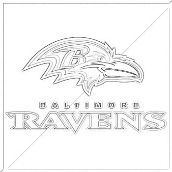 Baltimore Ravens Super Coloring Pages Baltimore Ravens