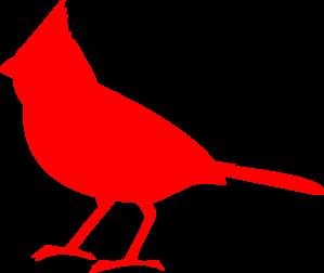 cardinal silhouette clip art printables graphics pinterest rh pinterest com clipart cardinal on branch cardinal clipart mascot