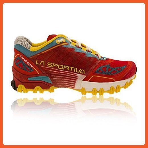 La Sportiva BUSHIDO WOMAN - Trail running shoes - berry ZNYIXBZ3