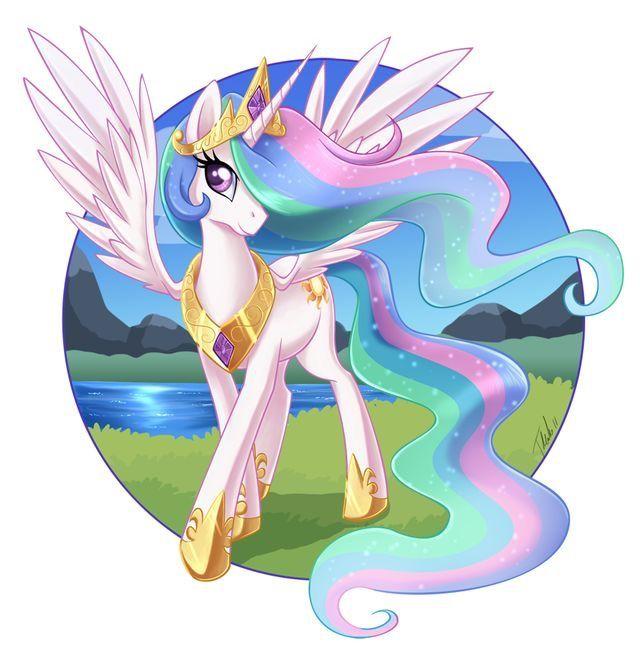 Пин от пользователя Лютая_Например на доске My little pony ...