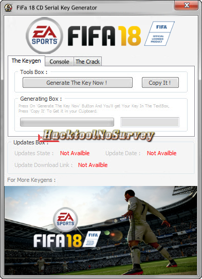 how to get license key for fifa 18 pc