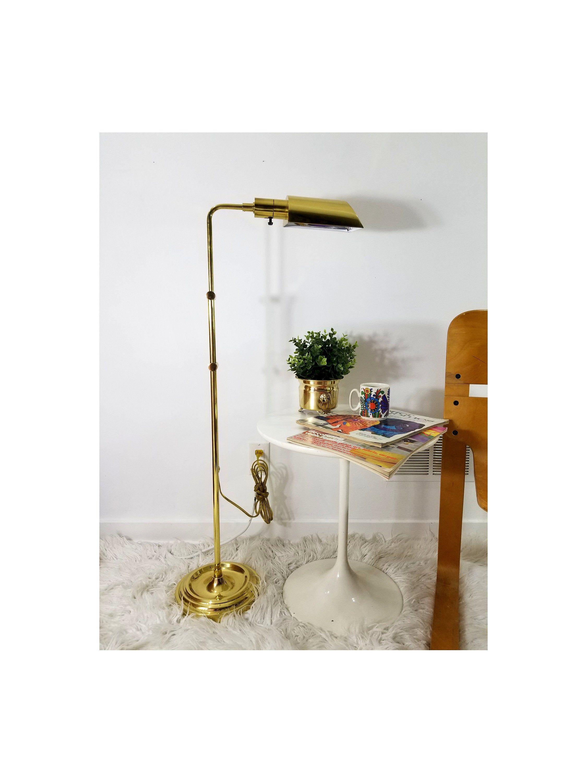 Park Art My WordPress Blog_Vintage Brass Pharmacy Floor Lamp
