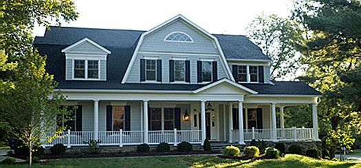 Gambrel Roof House Gambrel Roof House Plans Gambrel Roof