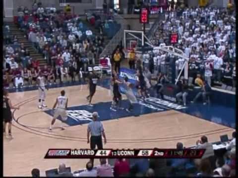 Jeremy Lin : Harvard vs UConn (30 pts, 2 dunks)