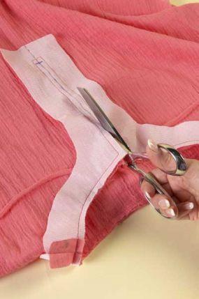Réaliser son propre caftan d'été #sewingtechniques