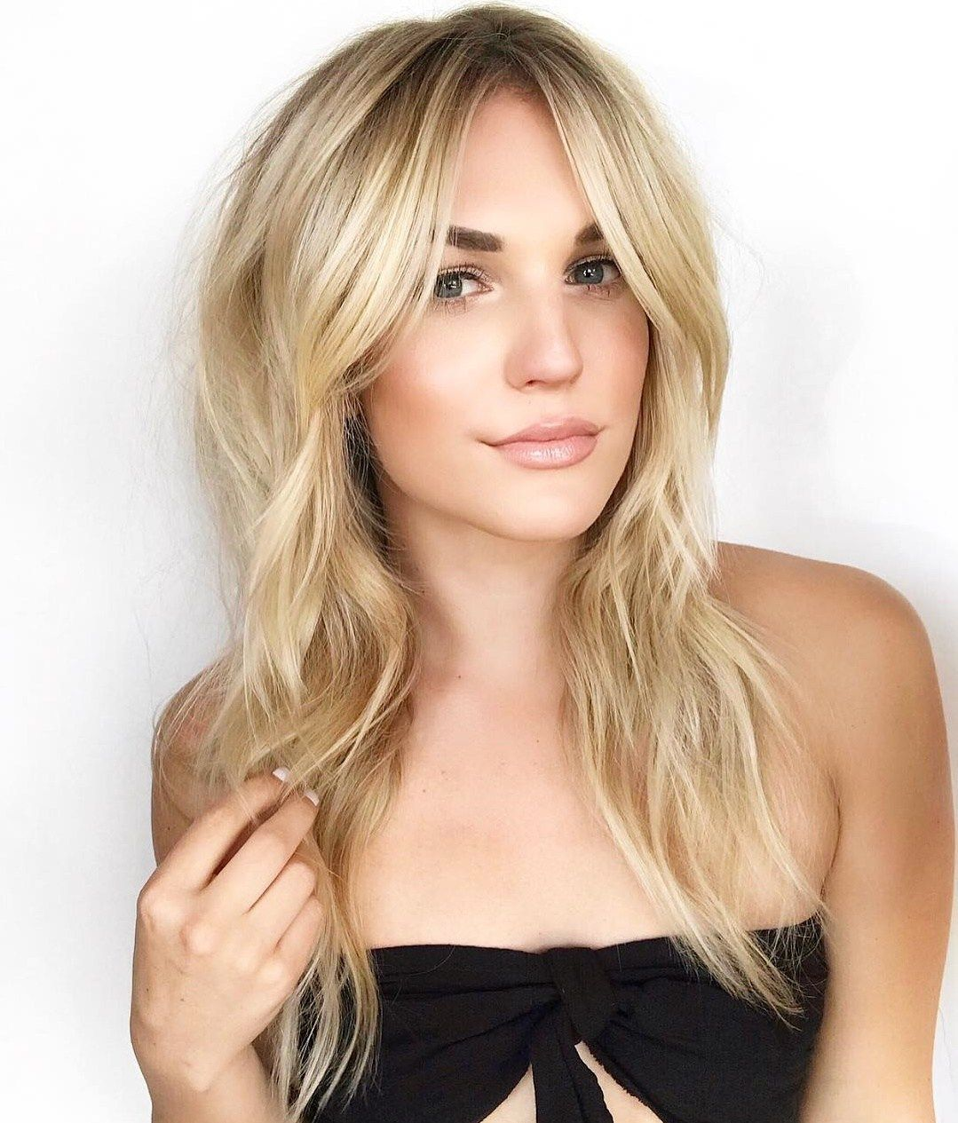 14++ Hairstyles for long thin hair female ideas in 2021