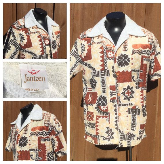 Valentino 70s made in italy 100/% silk vintage hawaiian style blouse wrapped waist floral size 10 wide pattern ML size excellent