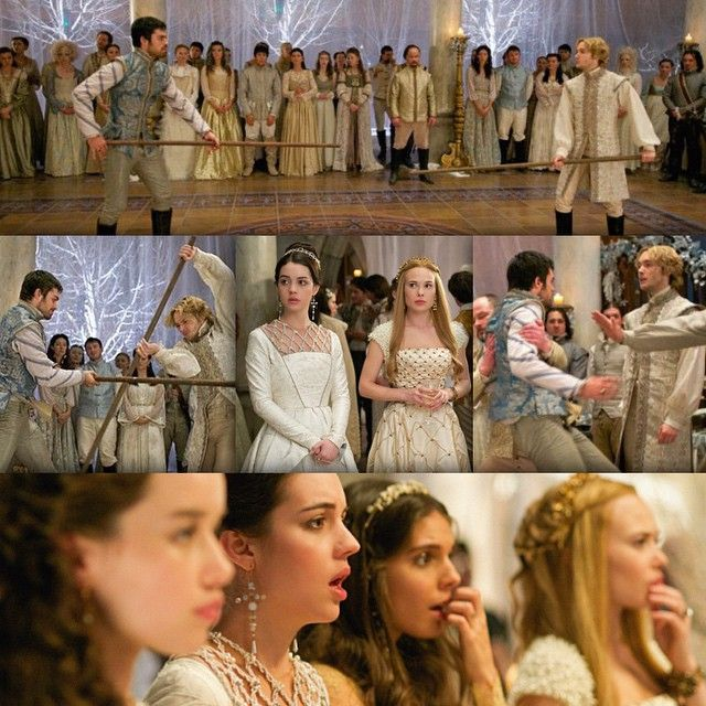 """#Reign 2x12 """"Banished"""""""