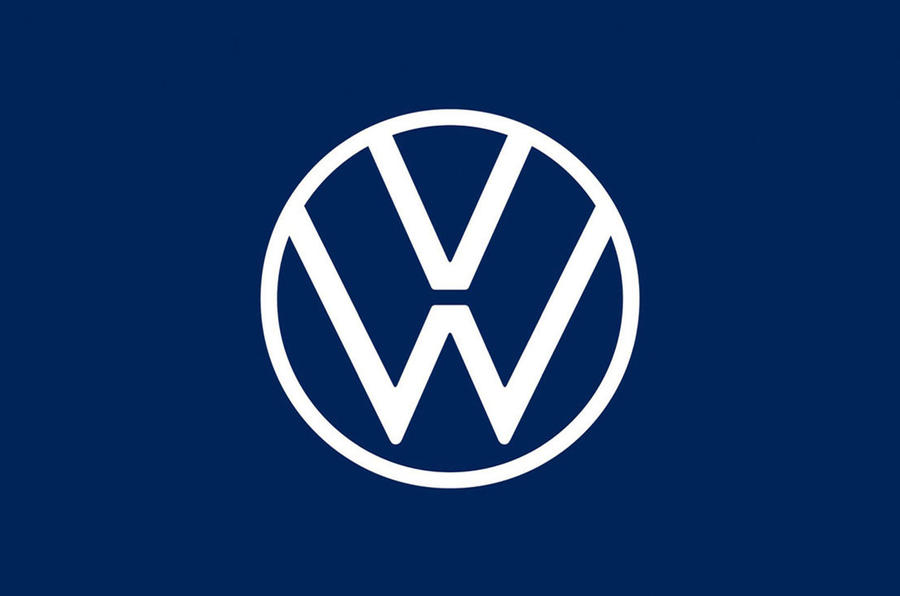 Volkswagen unveils new branding as part of companywide