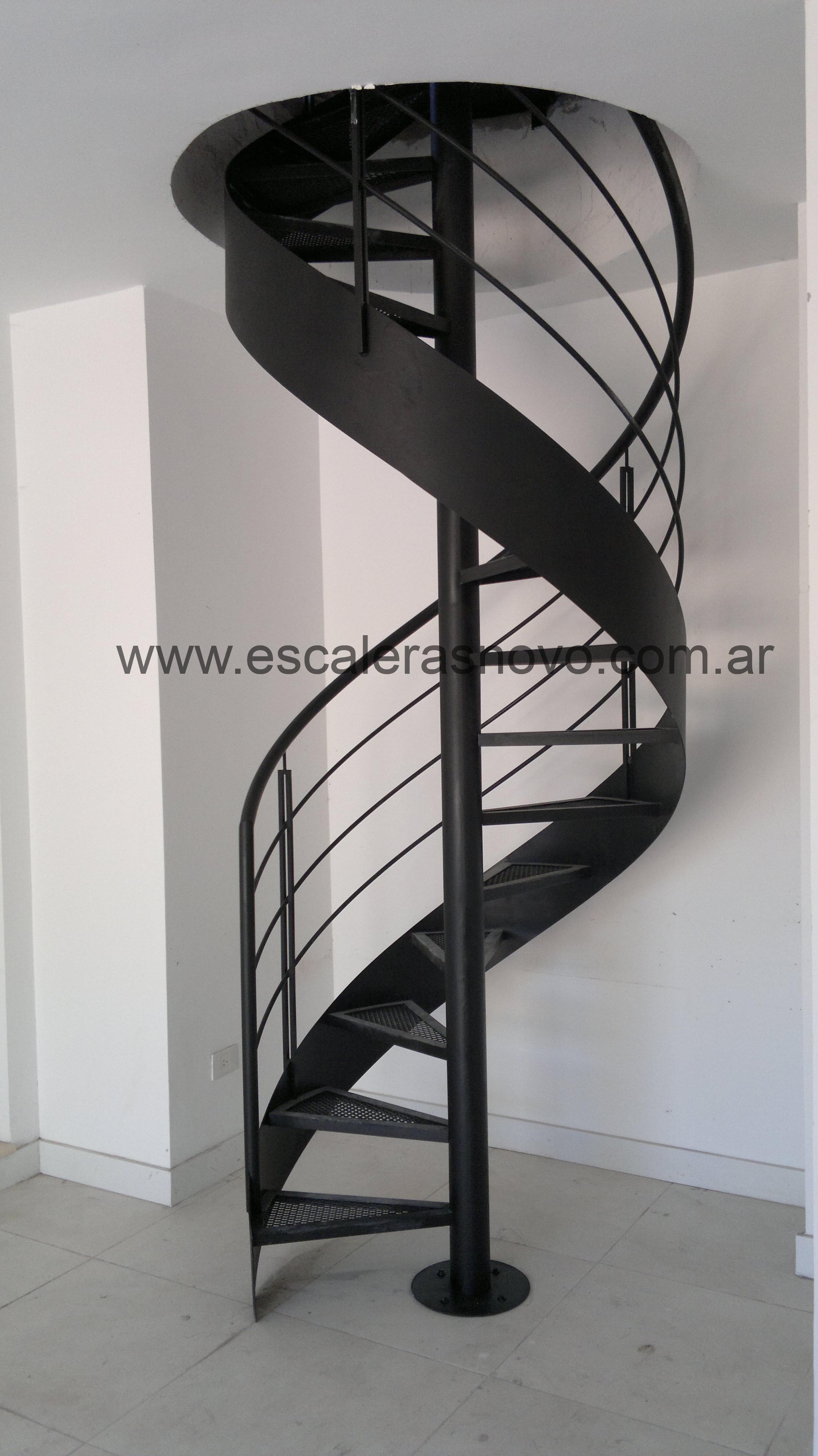 escalera caracol con cinta n24 venta de escaleras y barandas novo design - Escaleras De Caracol