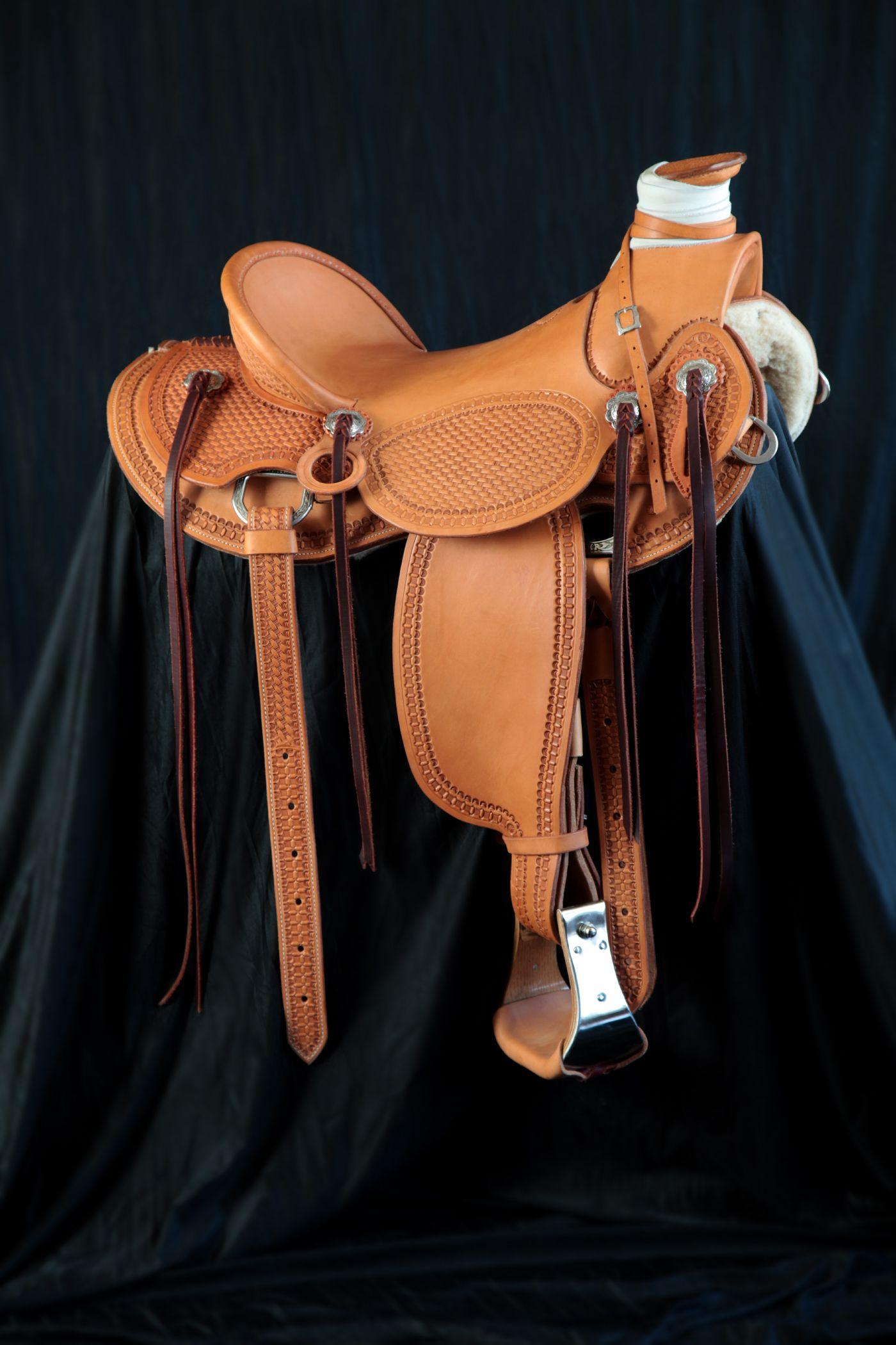Wade Light by Kenda's Texas Saddles | So true | Saddles