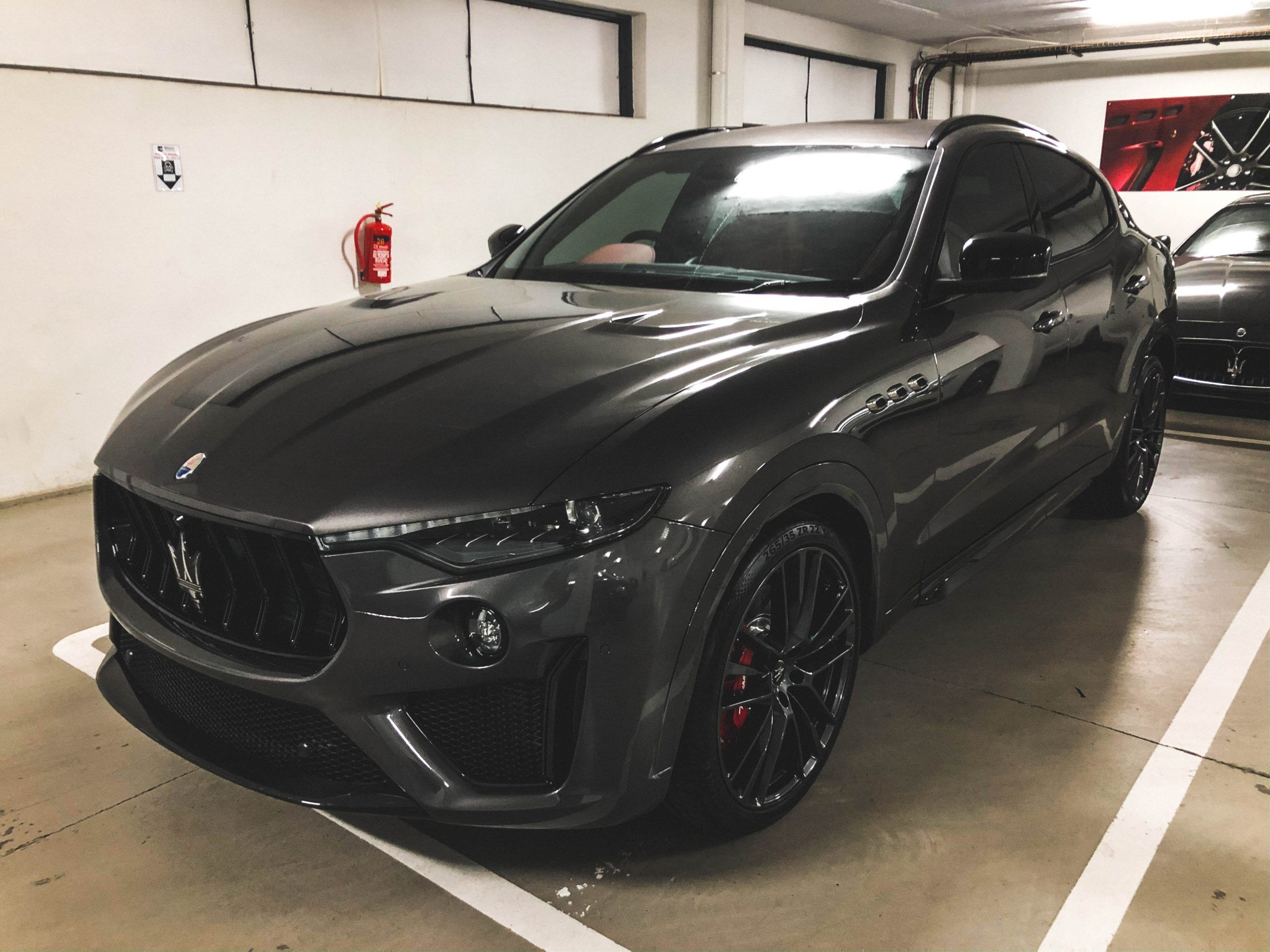 Maserati Levante Trofeo Touches Down In South Africa