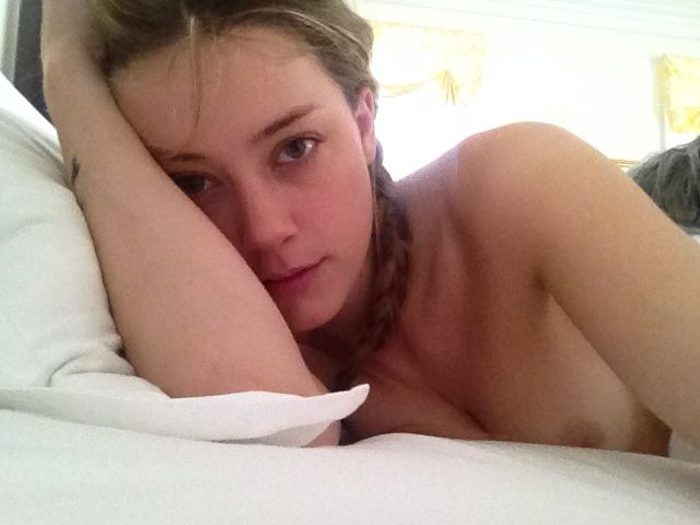 Hot amber heard nude useful question