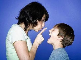 Image result for child and parent fighting