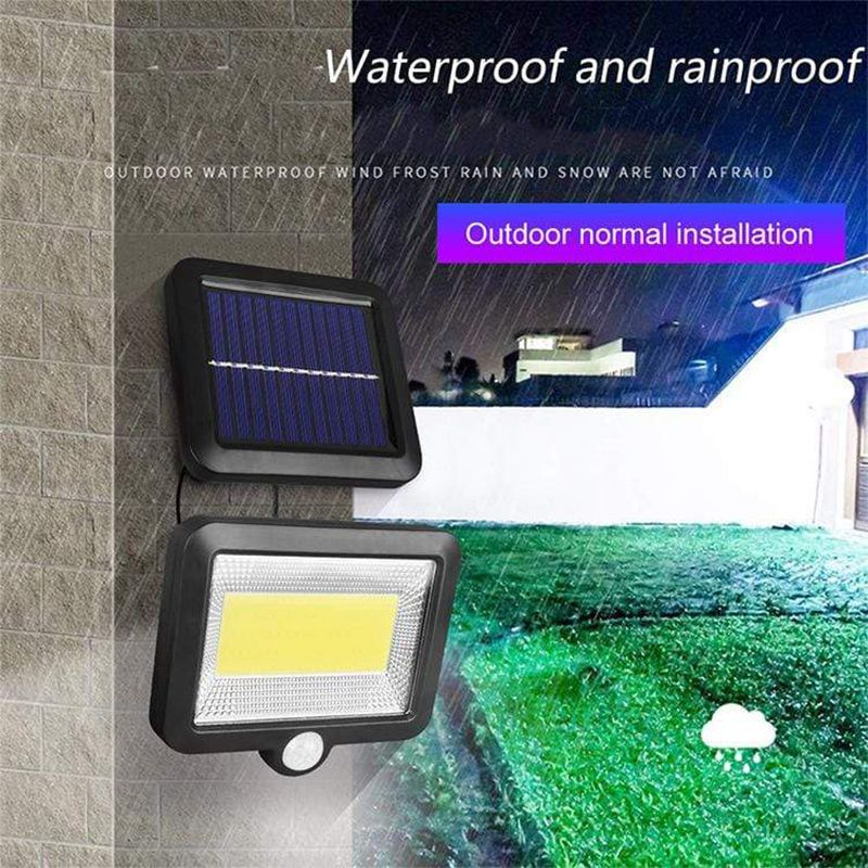 Led Solar Light Human Infrared Motion Sensor Security Outdoor Lighting Waterproof In 2020 Solar Wall Lights Solar Powered Lights Solar Lights