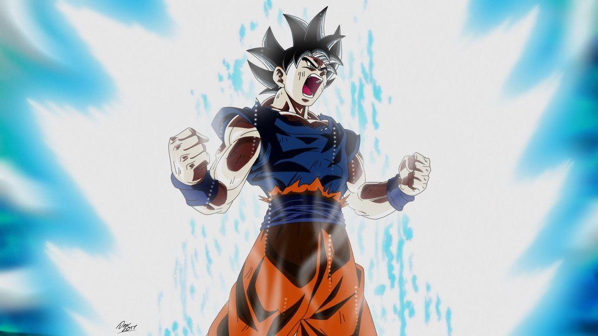 Goku Ultra Instinct Dragon Ball Super Goku Dragon Ball Dragon Ball Super