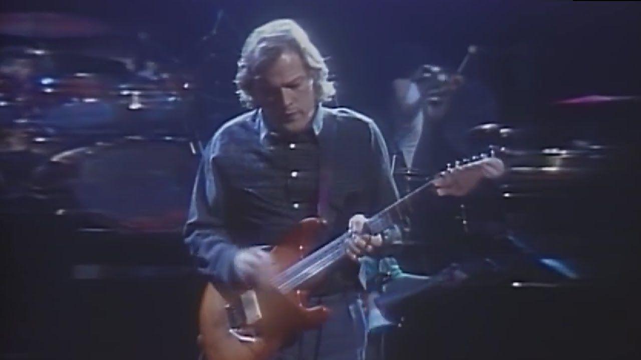 David Gilmour Comfortably Numb David Gilmour Pink Floyd Comfortably Numb