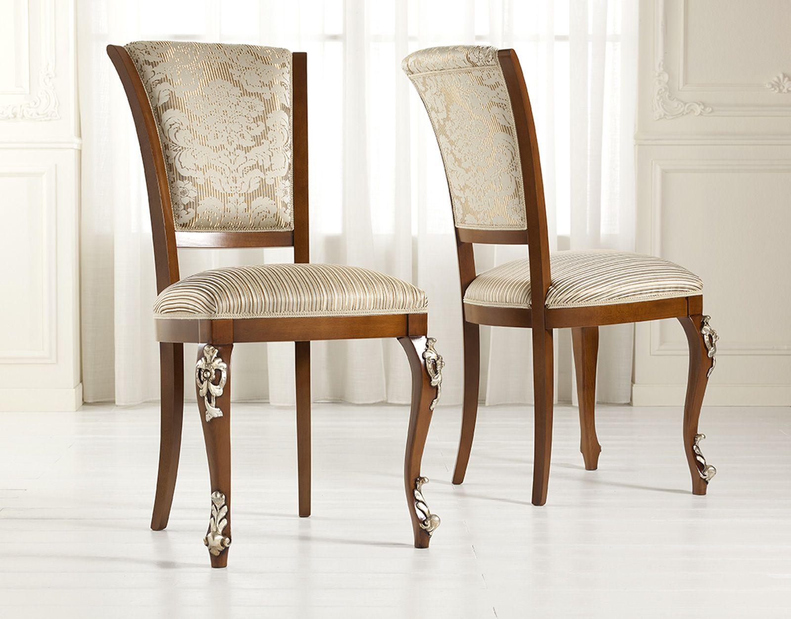 Sedie Capotavola ~ Www.cordelsrl.com #armchair #handmade product #elegant sedie