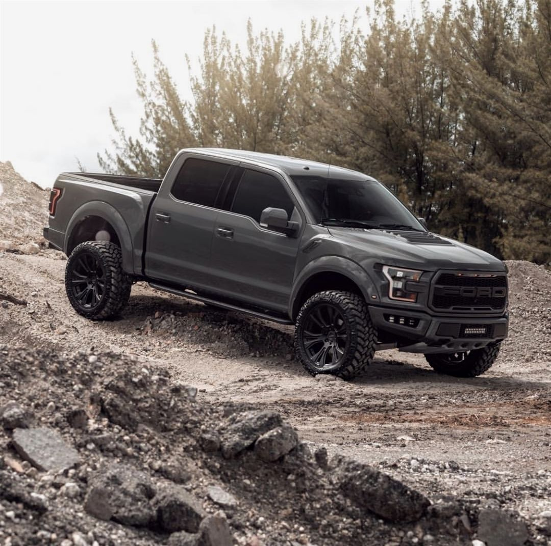 Ford F150 Raptor On Instagram Would You Except This As A