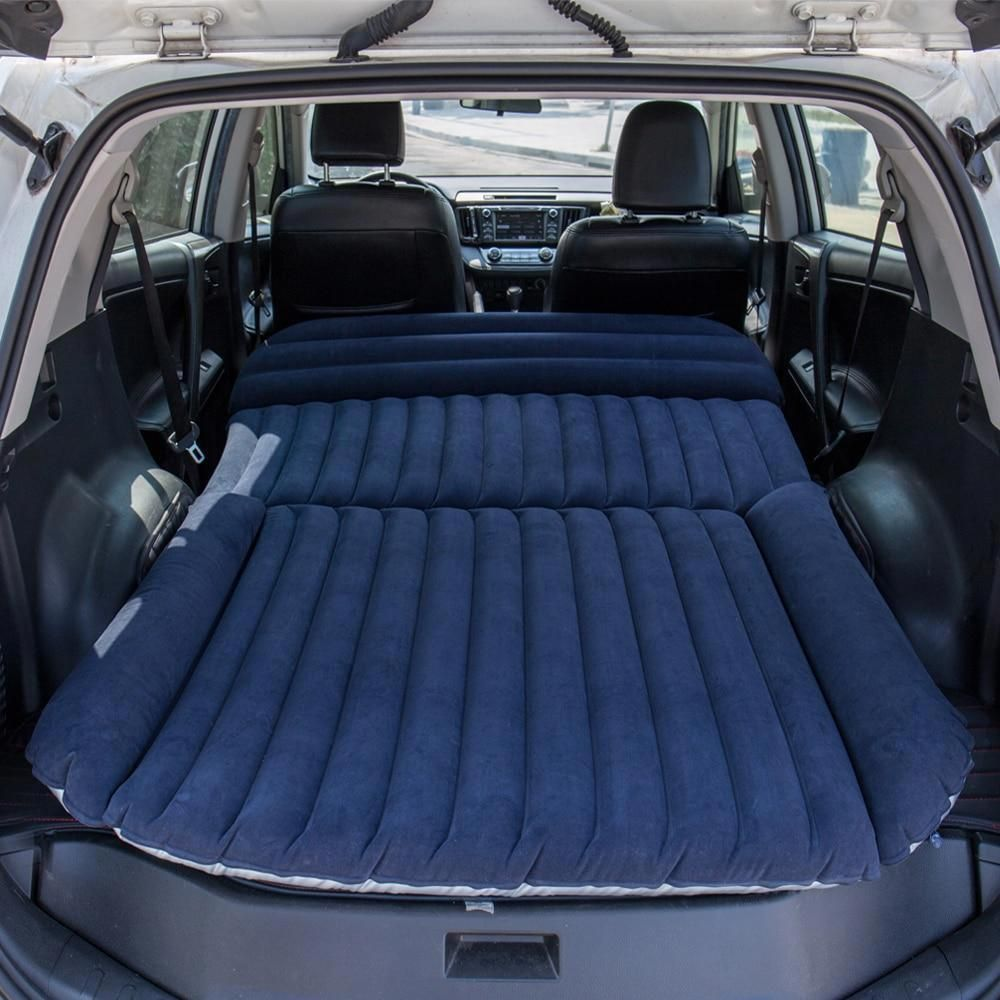 SUV Inflatable Car Bed Air Mattress Multifunctional with
