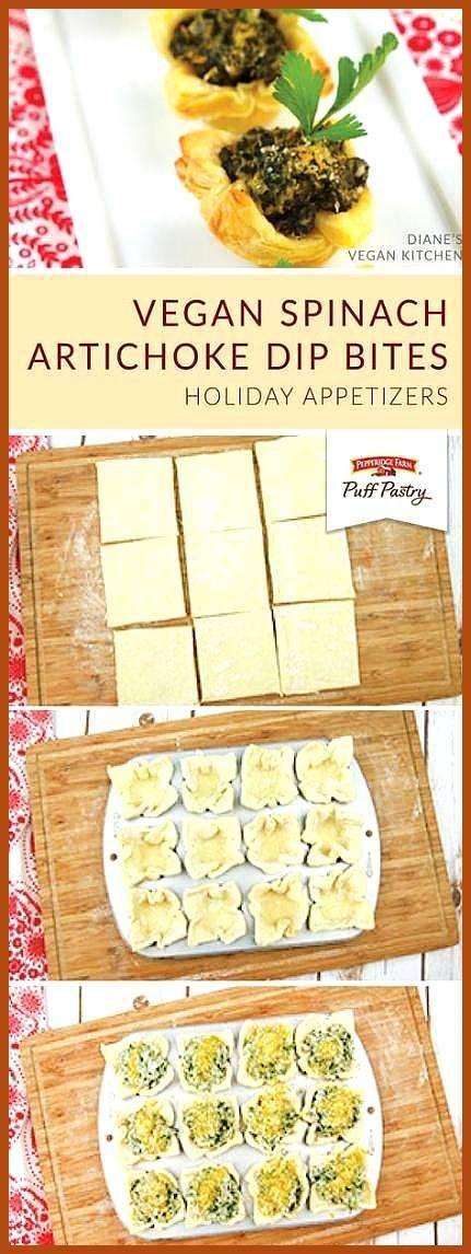 Holiday appetizers dips puff pastries 42 Trendy Ideas appetierz recipes appetierz table