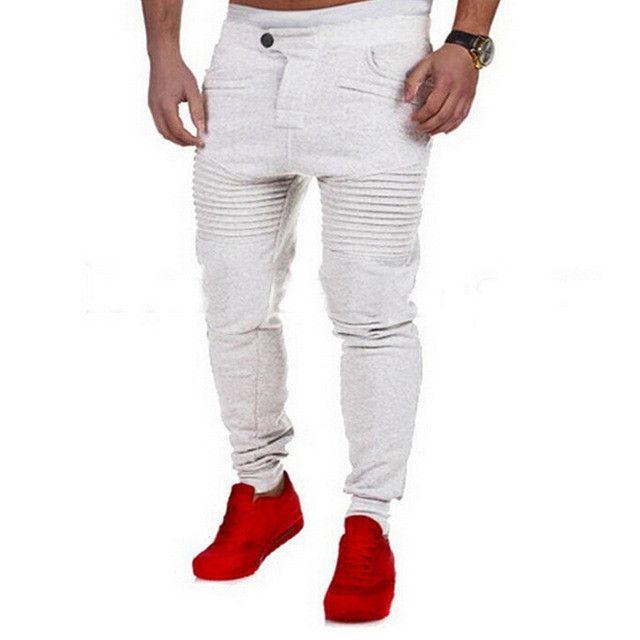 febe6c0de154a Fashion Moletom Men Casual Pants Men S Sweatpants Clothing Trousers Hip Hop  Baggy Harem Pants Mens Joggers Pantalones Hombre W0