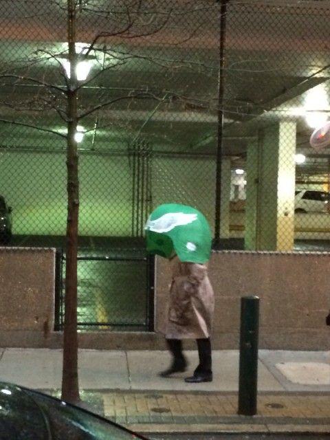 huge discount 1ef5f 8c553 Philadelphia Eagles helmet umbrella | I want this...Please ...
